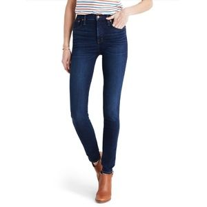 Madewell High Riser Skinny Jeans size 24